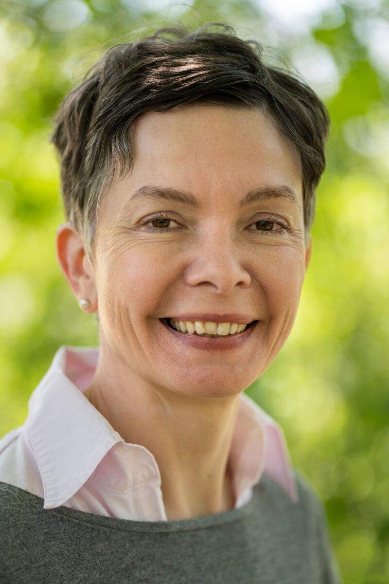 Portrait Dagmar Thiel